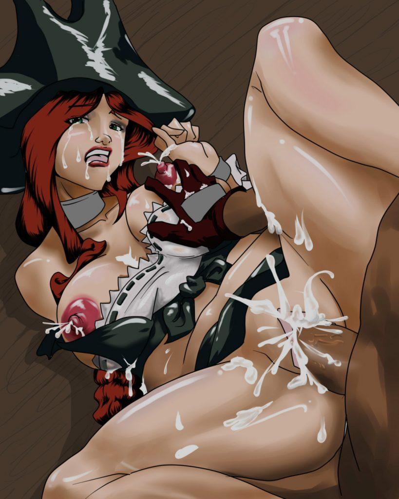 League Of Legends Miss Fortune Porn
