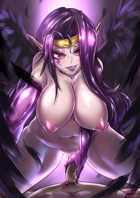 morgana hentai